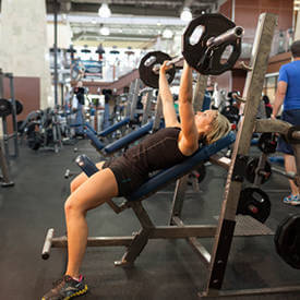 incline bench press 2